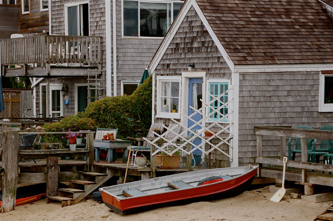 Standing By, Provincetown, MA