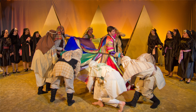 The Amazing Technicolor Dreamcoat