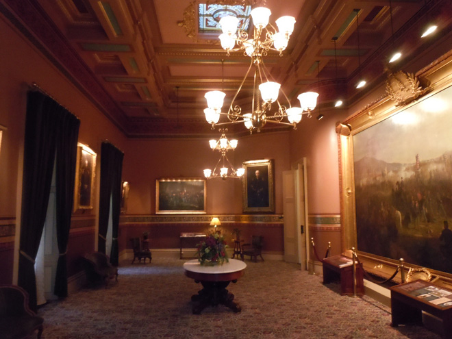 The Cedar Creek Room, The Vermont State House