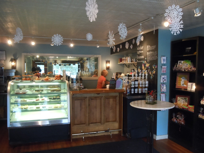 Inside Birchgrove Baking